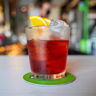 lloyd Teams Up with M.A.P. for Negroni Week 3