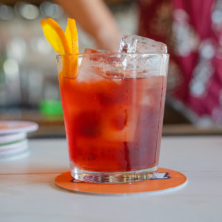 lloyd Teams Up with M.A.P. for Negroni Week 5