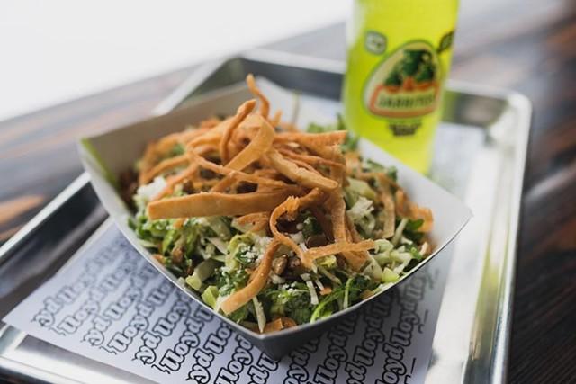 lloyd Cortez Salad