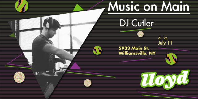 DJ Cutler Mixes Music for your Ears 1