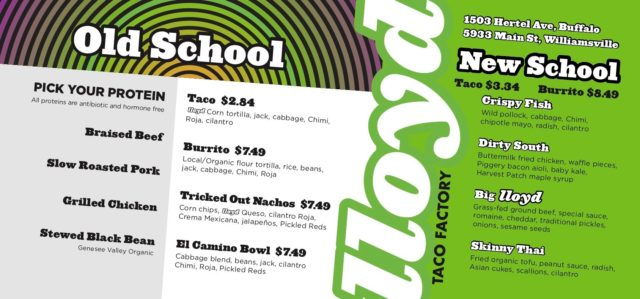Spring Hasn't Sprung, But Our Spring Menu Has! 4