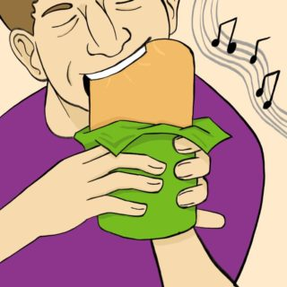 How to Eat a Carne Asada Burrito 3