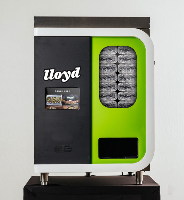 Hey UB, Your Next lloyd Burrito Will be Rolled by a Machine 1